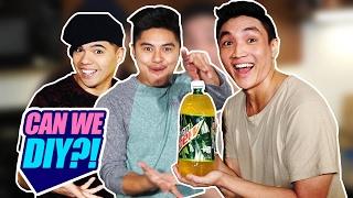 Can we diy?! | gummy mountain dew bottle