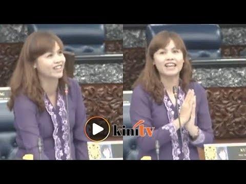 MP Kulai nyanyi lagu GST di Dewan Rakyat