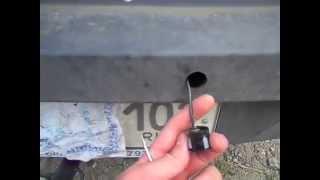 Установка парктроника на Ладу Гранту(, 2014-06-26T14:06:08.000Z)