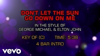 George Michael, Elton John - Don