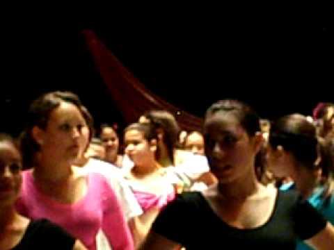 Kinloch Park Middle School Dance Recital Grand Finale, May, 2011