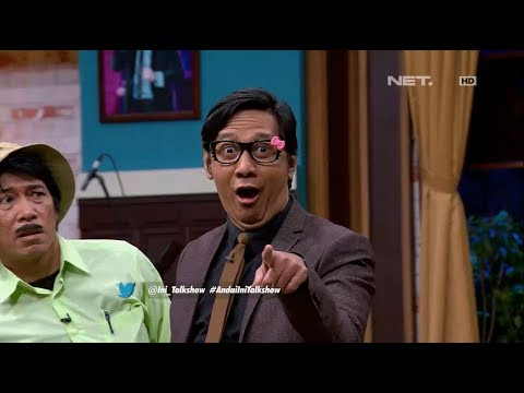 The Best Of Ini Talkshow - Gara-Gara Kacamata Gaul Andre Jadi Nabrak