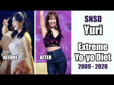 snsd-yuri---extreme-yo-yo-dieting-story-2007---2020
