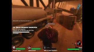 Left 4 Dead 2 - Tanked! (Tank gameplay, bridge [german])