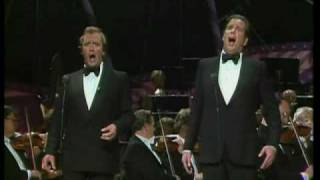 "RENE KOLLO and TOM KRAUSE ""Und in des Tempels Grund"" from Pecheurs de perles (in German) 1981"