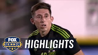 USA vs. Mexico | 2015 CONCACAF Cup Highlights