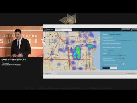 Smart Cities: Open Grid | AWS Public Sector Summit 2016