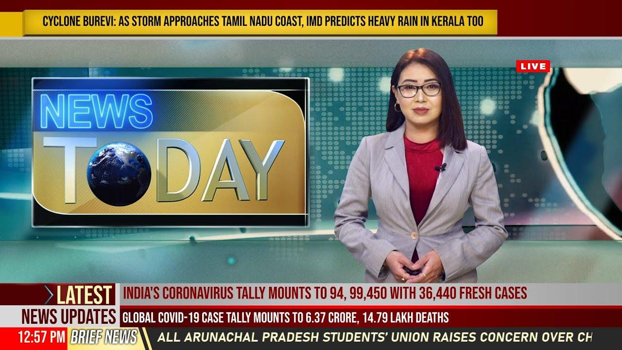 LIVE | TOM TV 1:00 PM ENGLISH NEWS 02 JAN 2021