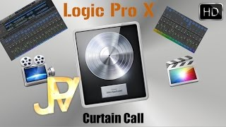 Curtain Call in Logic Pro X