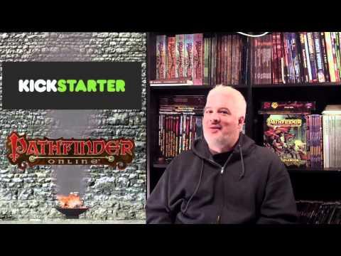 Pathfinder Online Technology Demo Kickstarter Video