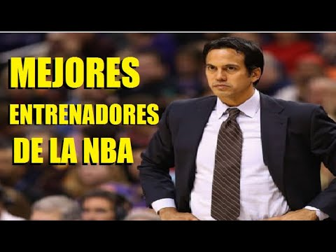 Los mejores entrenadores de la NBA // The best coaches of the NBA