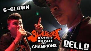 r2a-sunugan-battle-royale-dello-vs-slimer-vs-g-clown-vs-rbto