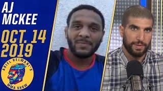 AJ McKee wanted Bellator's fastest KO vs. Georgi Karakhanyan | Ariel Helwani's MMA Show