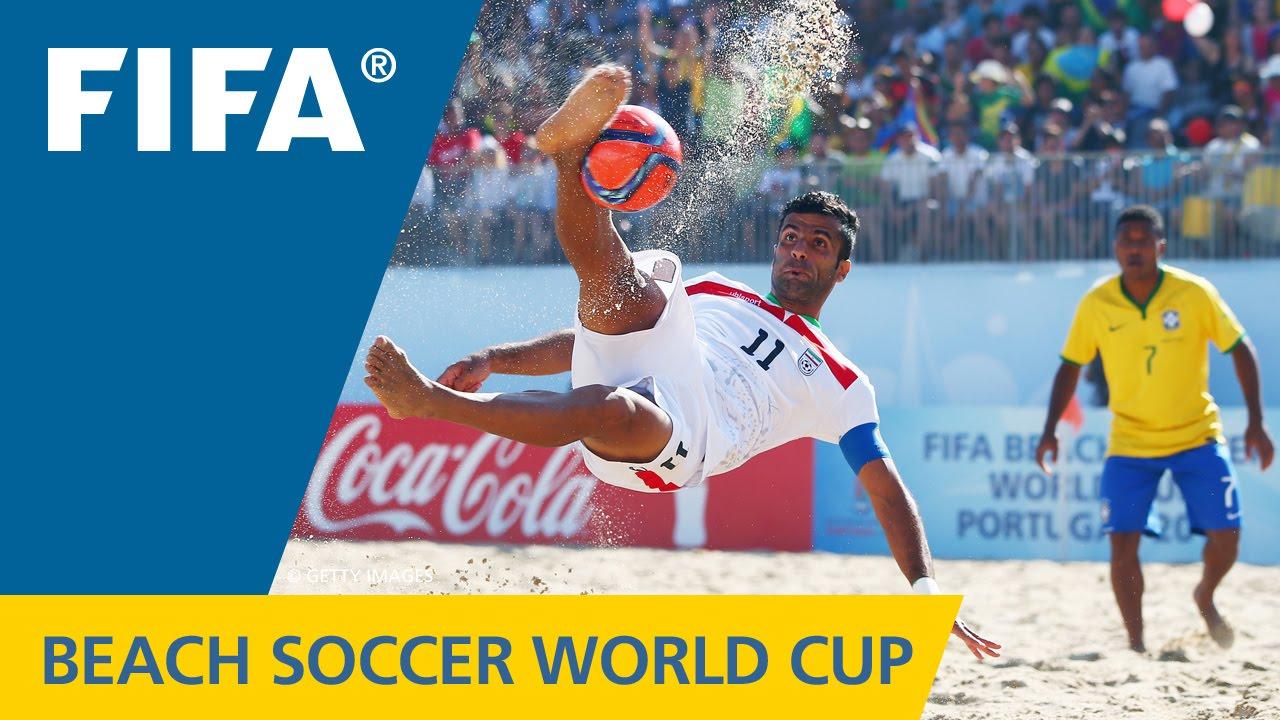 beach football world cup