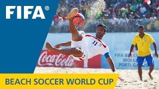 HIGHLIGHTS: Iran v. Brazil - FIFA Beach Soccer World Cup 2015