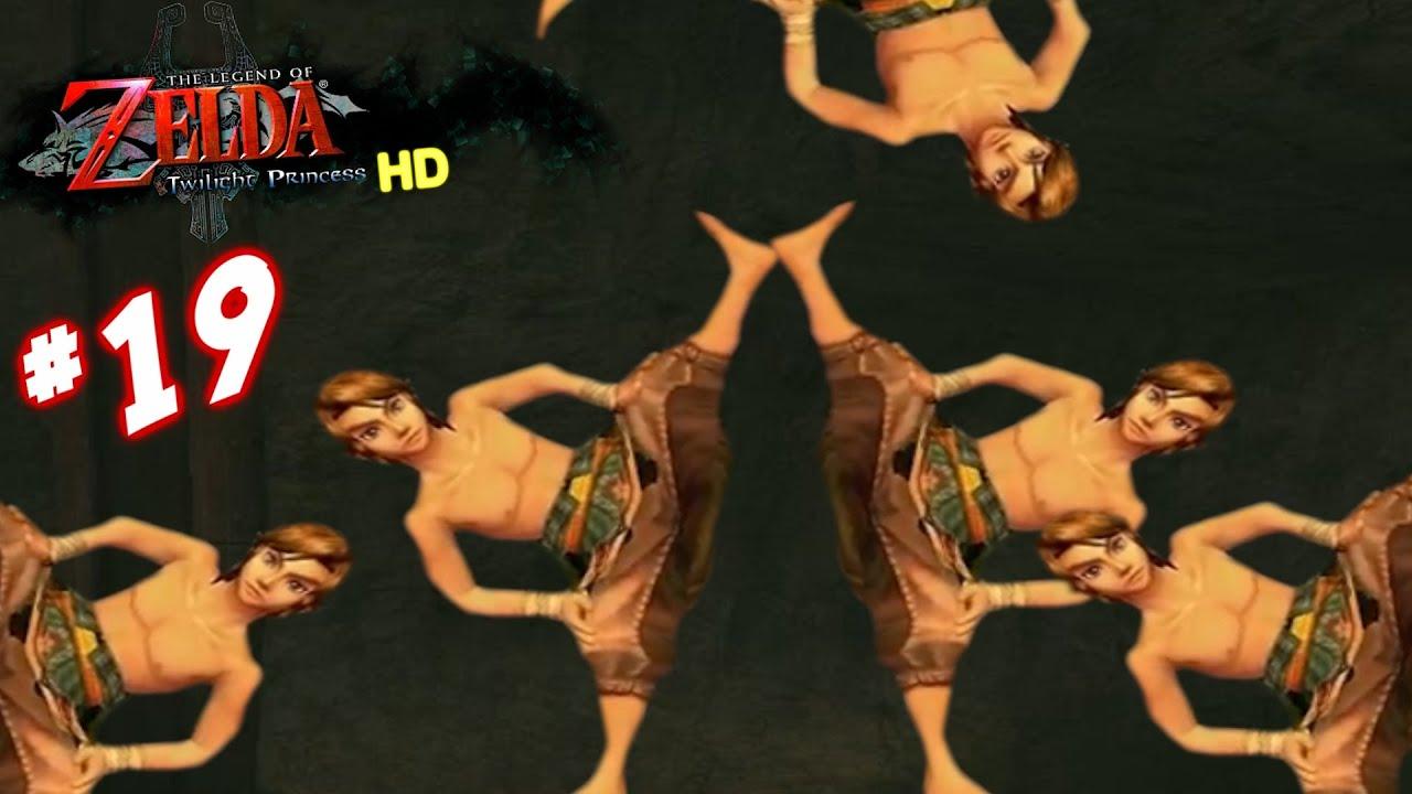 Zelda And Link Naked 101