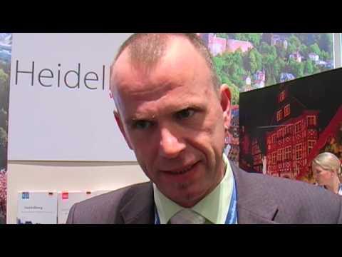 Interview Steffen Schmid, Marketingleiter Tourismus Heidelberg Marketing GmbH