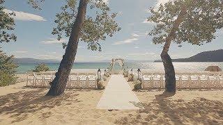 Tahoe Wedding Highlights // Kristine & Michael