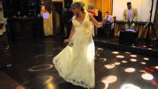 танцевальный подарок невесты жениху г. Клин