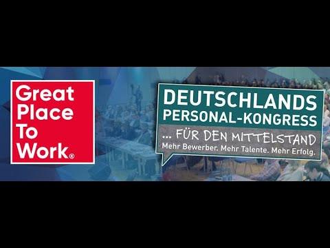 Best-Practice-Panel auf Deutschlands Personal-Kongress 2018