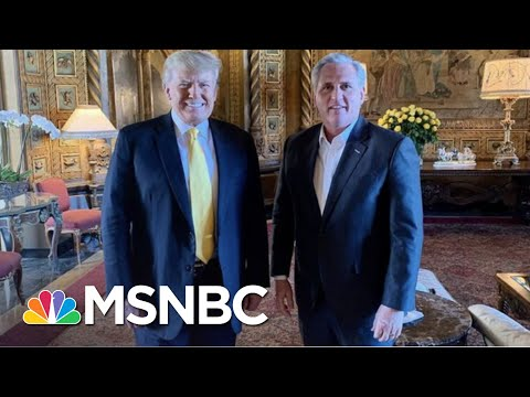 Trump Was Indifferent To Riot Threat In Call With McCarthy | The 11th Hour | MSNBC
