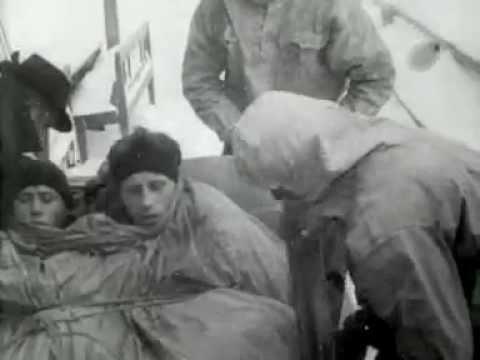 Redding alpinisten na 7 dagen (1937)