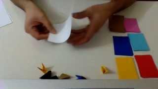 3D Origami Parçası Nasıl Yapılır?