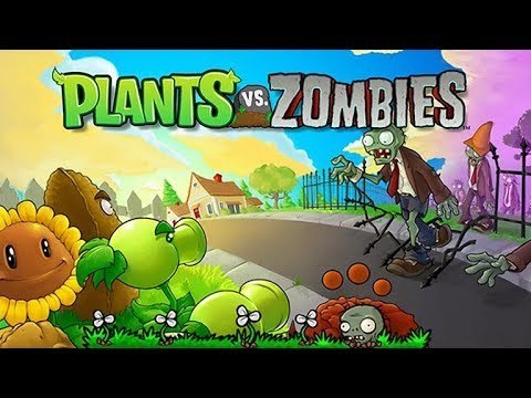 Plants vs. Zombies for a change   Giveaway at 100 followers