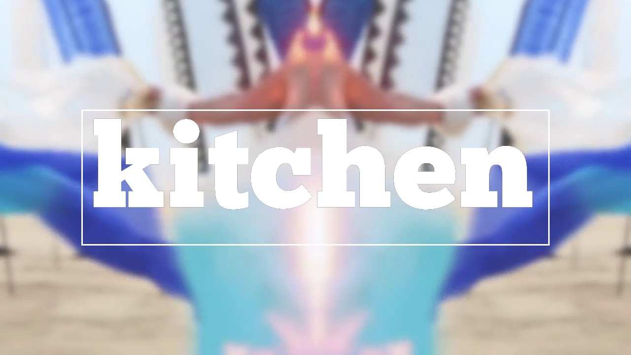 How to spell kitchen - YouTube