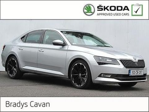 skoda superb ambition 2 0 tdi 190bhp youtube. Black Bedroom Furniture Sets. Home Design Ideas
