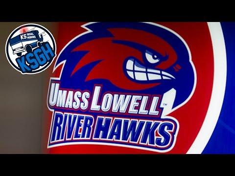 UMass Lowell River Hawks College Hockey Pump Up 2017-18