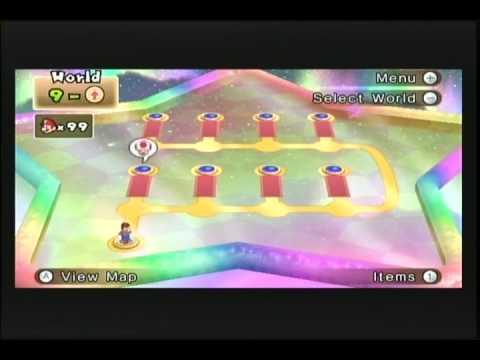 New <b>Super Mario Bros</b>. <b>Wii</b>: World 9-8 - YouTube
