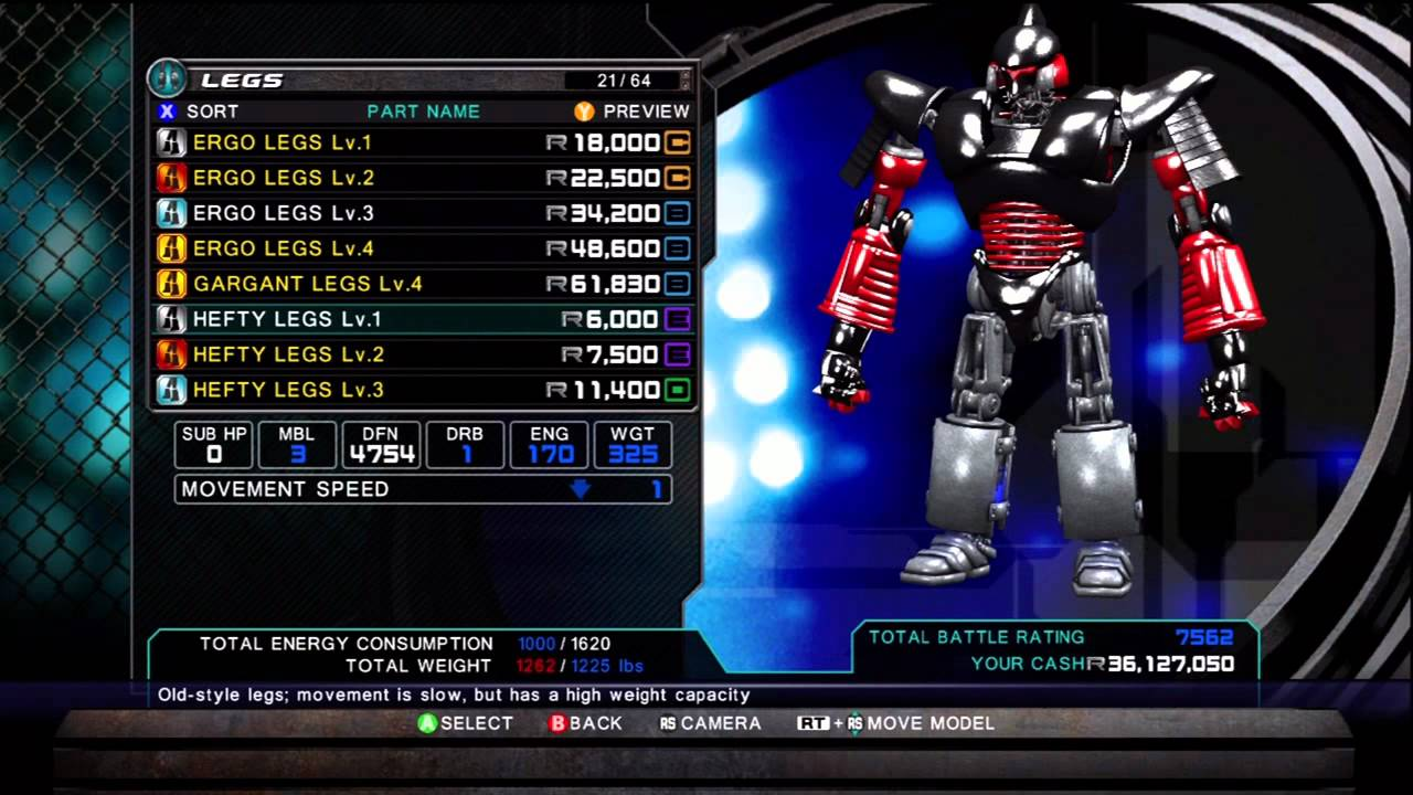 Real Steel  Customization Xbox 360 HD 720p  YouTube