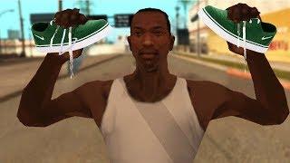 Net4Game GTA SA - Gang czarnoskórych złodzieji i wyłudzaczy :D