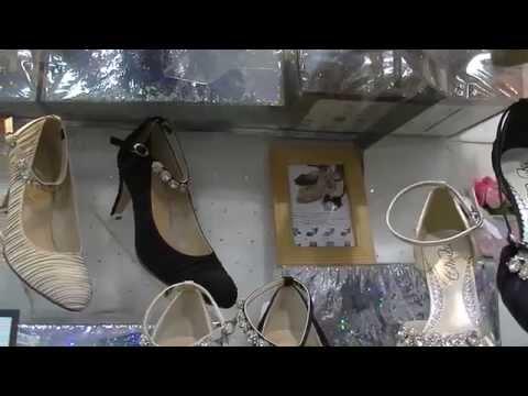 靴 ブライダル コーディネイト 婦人パンプス 高寸 ネックベルト リボン オシャレパンプス 和歌山 結婚式にも最適
