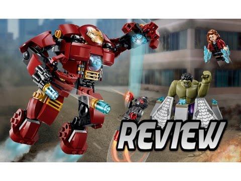 Lego 76031 – Hulkbuster Rescue Mission | i Brick City