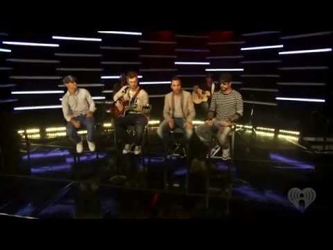 Backstreet Boys  Quit Playing Games With My Heart  acoustic  iHeartRadio  Series