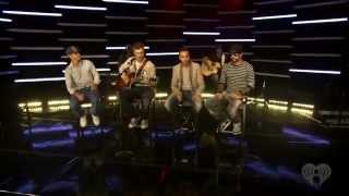 Backstreet Boys - Quit Playing Games (With My Heart) - acoustic - (iHeartRadio Live Series)