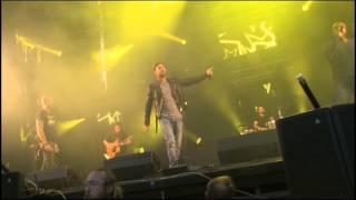 """La troupe de """"Robin des Bois"""" avec M. Pokora enflamme le """"Hit West Live"""" à Rennes"""