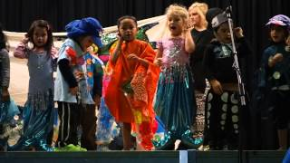 ABC Kids Perform at Waihi Matariki Celebration