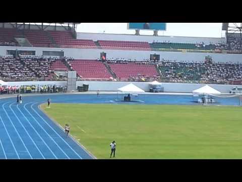 Sigaw Ayala 2016 800 Meter Run Women - Globe Telecom : Laarni Ornedo