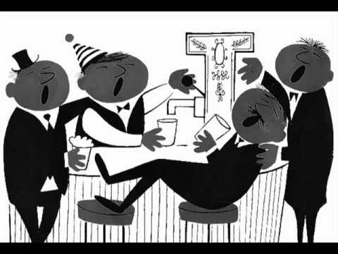 De vrolijke vrienden - Schenk es in en drink es uit  Deel I   1961