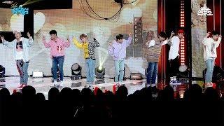[예능연구소 직캠] 아이콘 고무줄다리기 @쇼!음악중심_20180317 RUBBER BAND iKON in 4K