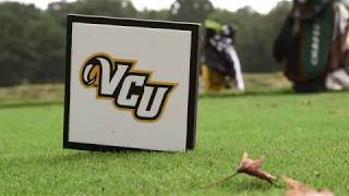 VCU Golf prepares for the A10 Tournament