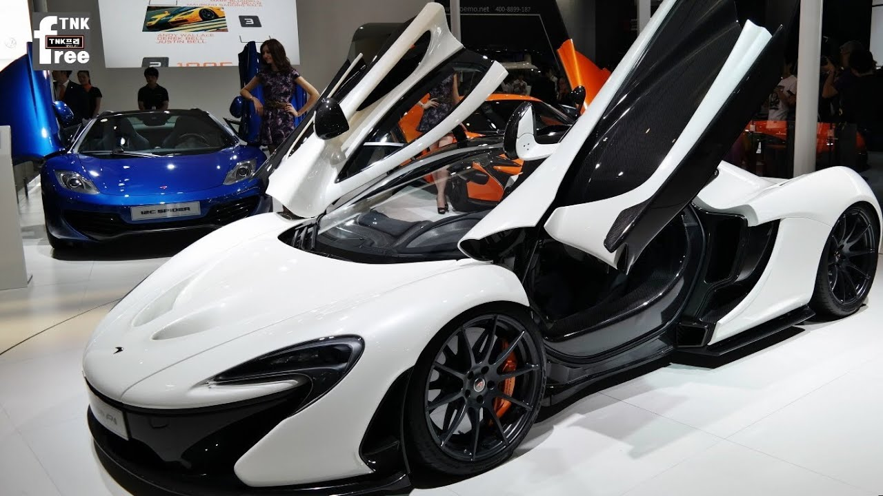 McLaren P1 / McLaren 650S / McLaren C12 Spider - YouTube