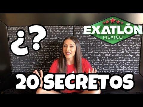 20 SECRETOS DEL EXATLÓN