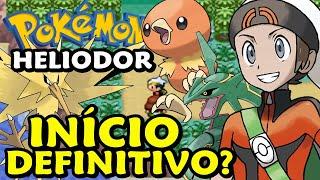 Pokemon Heliodor (Hack Rom - GBA) - O Início do Emerald Definitivo?