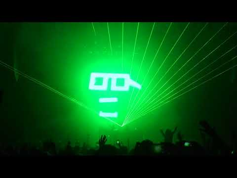 chemical brothers - 'hey boy hey girl' - live at alexandra palace - 06/10/18