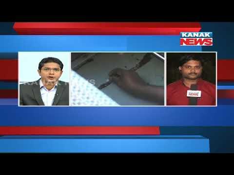 Reporter Live: BJD Worker Shot Dead In Running Bus In Aska