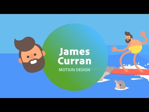 Live Motion Design with James Curran - 1 of 3
